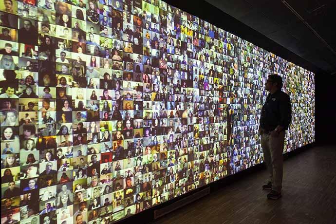Bing Band Bata Exposición, Gunnar Knechtel