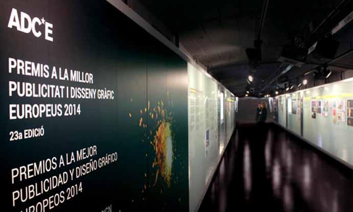 La mejor creatividad publicitaria de Europa en el metro de Barcelona