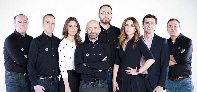 Antena 3 presenta su nuevo formato Fórmula 1