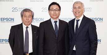 Epson celebra 25 años en España
