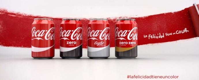 Coca-Cola estrena en Madrid  la campaña de su nueva imagen