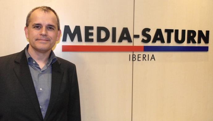 Ricardo Martínez, responsable de Soluciones Empresariales de Media Markt