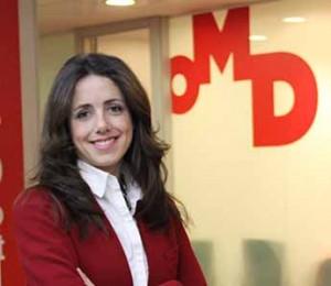 Sandra Sotelo, nueva directora digital de OMD España