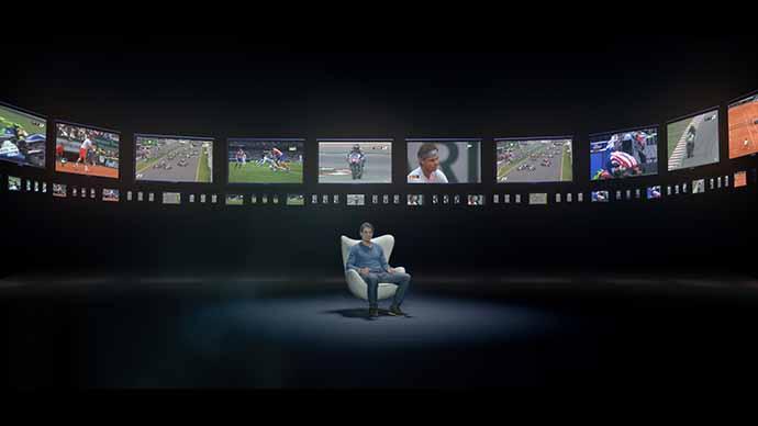 Movistar Fusión TV estrena campaña con la élite mundial del deporte