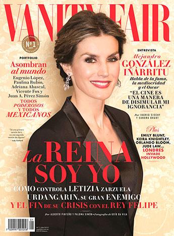Vanity Fair México, ya en los quioscos
