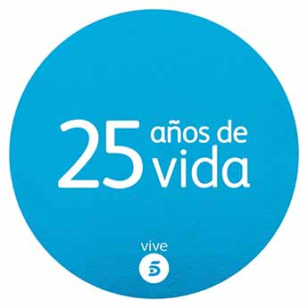 Telecinco celebra su 25º aniversario