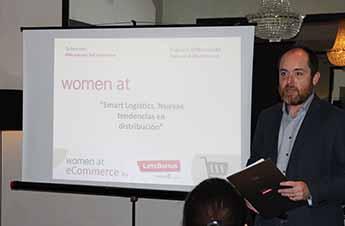 Juan Luis Rico, CEO de Letsbonus.