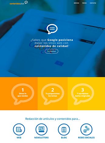 Contenidos Click, nueva plataforma para potenciar viralidad y SEO