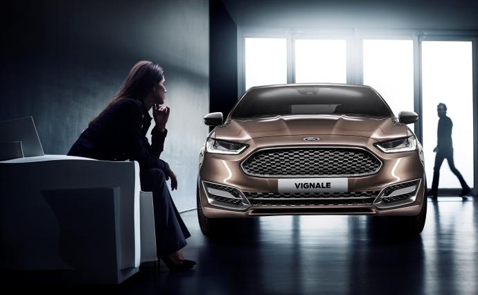 Vignale, la experiencia del lujo según Ford