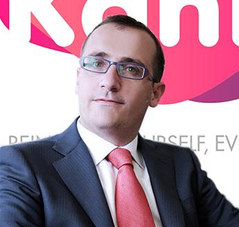 Gonzalo Ibáñez, CEO de Kanlli