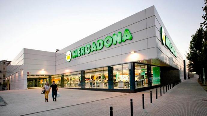 Mercadona líder retail on y off