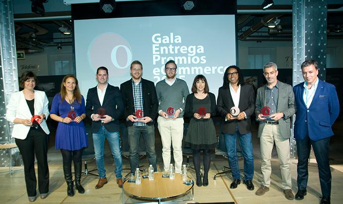 Los ganadores de los primeros Premios Nacionales de Ecommerce
