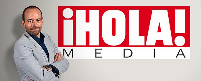 ¡Hola! Media, la nueva productora audiovisual de ¡Hola!