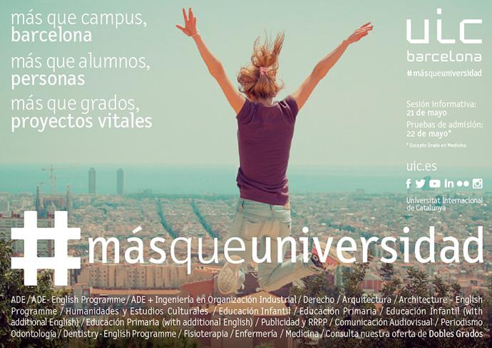 Compact FMRG, nueva agencia de la UIC Barcelona