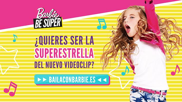 Manifiesto crea la campaña '¡Baila con Barbie!'