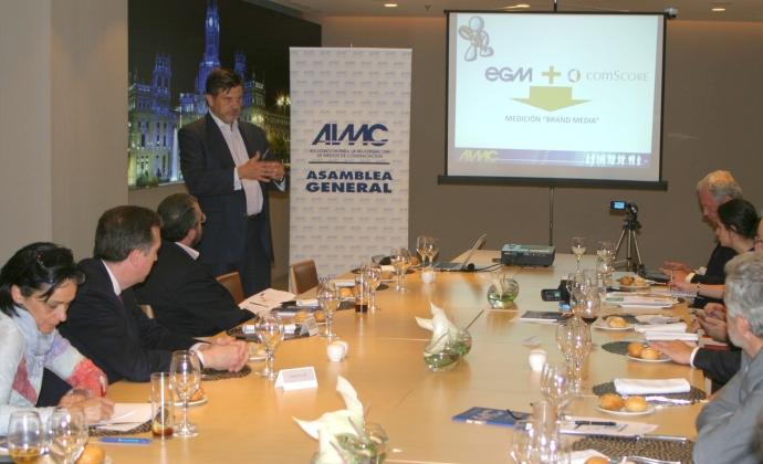 La AIMC quiere liderar la medición online en España