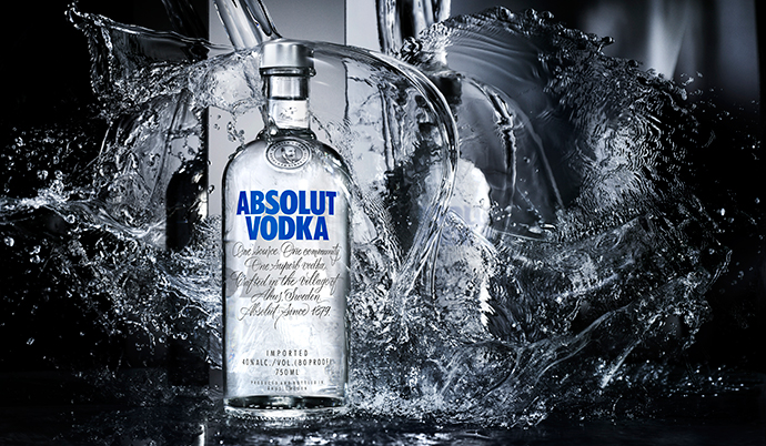 La reinvención de la botella de Absolut