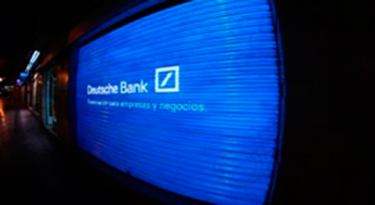 Proyector de ideas de Deutsche Bank