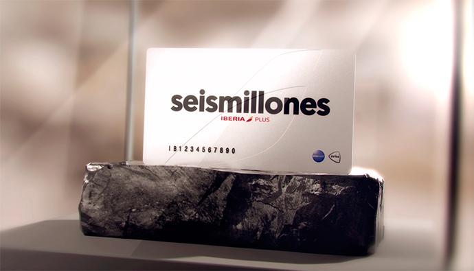 Iberia Plus crea la Tarjeta SeisMillones