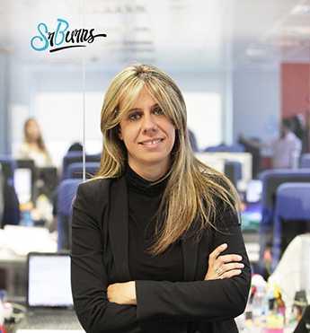 Marta Gutiérrez, CEO de SrBurns para España y Latam
