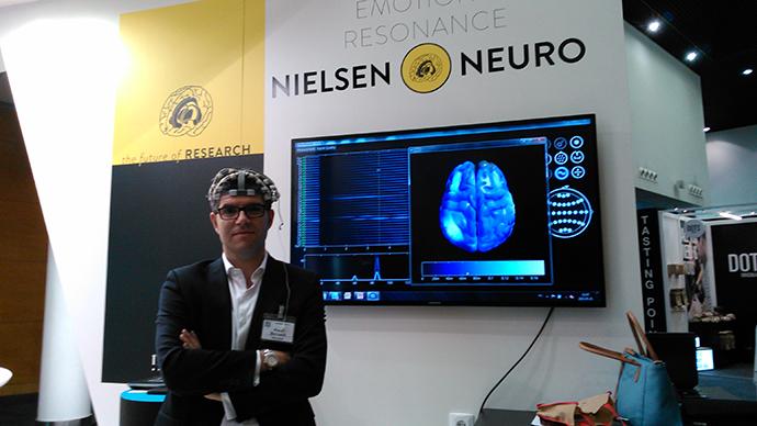 Nielsen entra en el cerebro del shopper con  Neuro y Eye Tracking