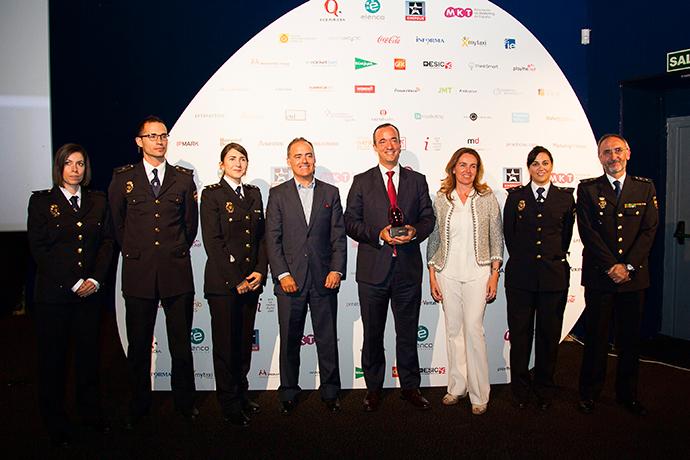 Gran Premio Nacional de Marketing para la Policía Nacional