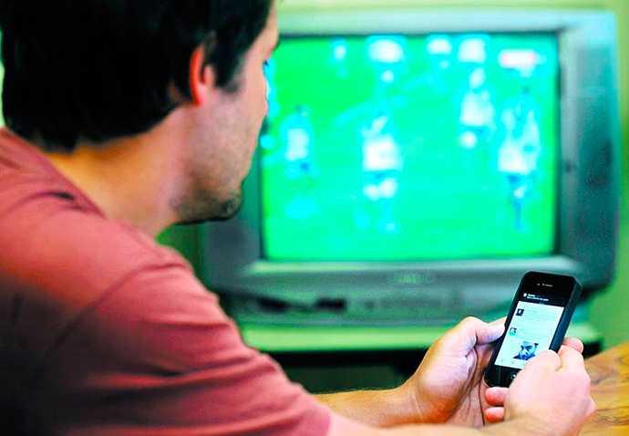 El consumo simultaneo de TV e Internet, un hábito cada vez más consolidado