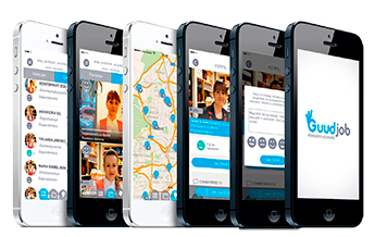 Guudjob, una app para optimizar el servicio al cliente