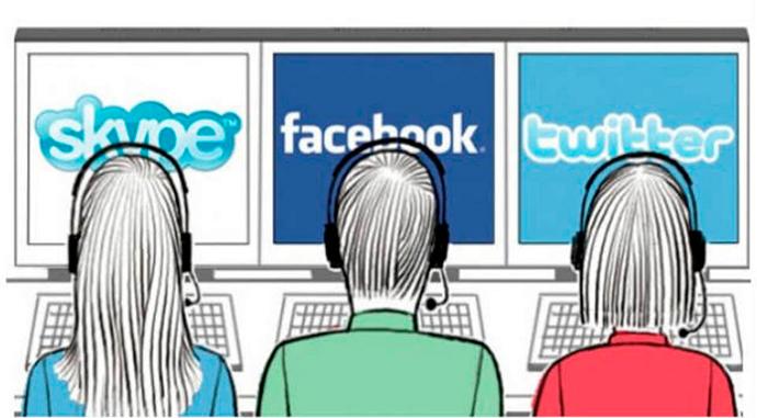 Redes sociales para mejorar la experiencia de cliente