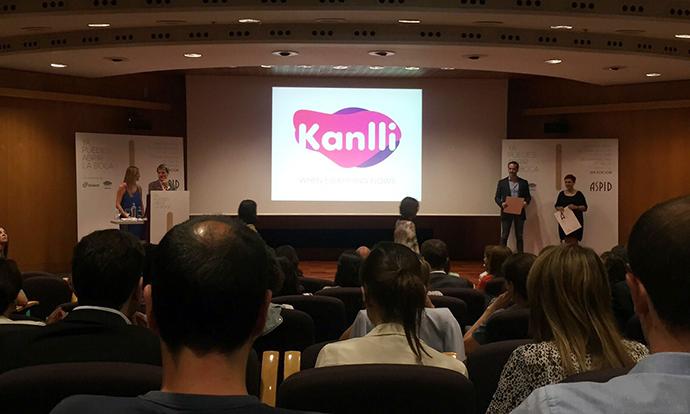 Kanlli premio Aspid por Perspirex