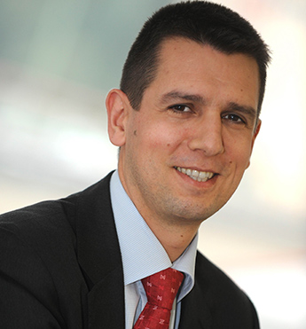 Chistophe Mandon, director general de Peugeot, Citroën y DS para España y Portugal