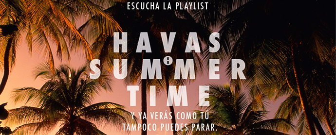 Havas Summer Time, la play list veraniega de Havas Worldwide