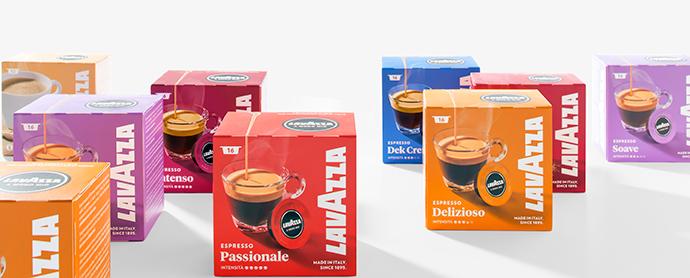 Interbrand reposiciona la marca Lavazza