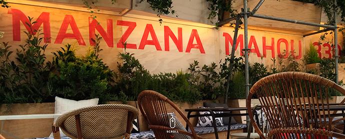 Mahou inaugura el espacio Manzana Mahou 330