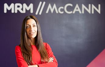 María Martínez, directora general de MRM//McCann