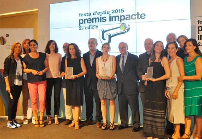 Palmarés de los Premios Impacto