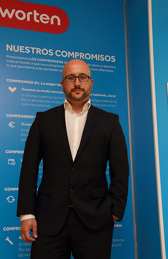 Luis Hernández, director de marketing de Worten España