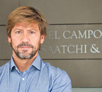 Federico Duberti,  director general de Del Campo Saatchi & Saatchi Spain