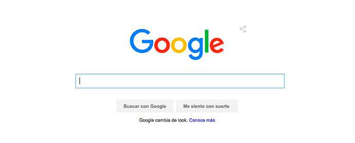 La movilidad impulsa la nueva imagen de Google
