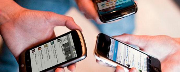 Internet móvil tercer medio publicitario