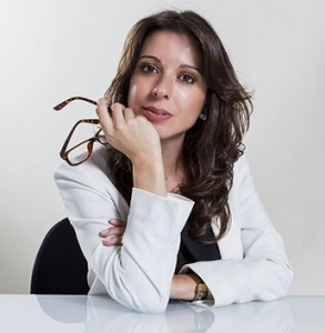 Julia Mondéjar, communication & PR executive de Dentsu Aegis Network