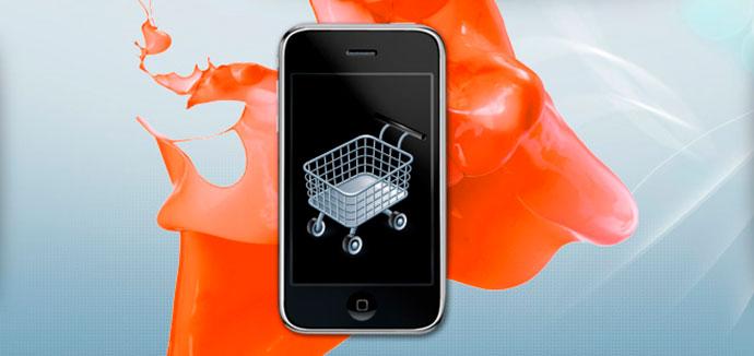 Compras online a trav s del m vil for Compra online mobili