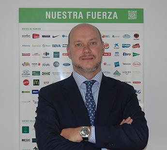 Iván López de Carrizosa, director de desarrollo de la Asociación Española de Anunciantes