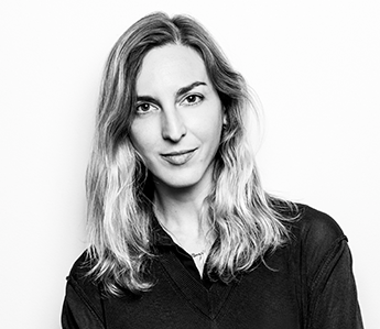Maite Sebastiá, subdirectora de Vogue España