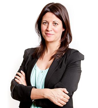 Natalia López, head of digital de MediaCom España