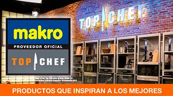 Kanlli lleva la estrategia de TV social para Makro en Top Chef