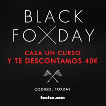 """Foxize se viste de """"Black"""" y lanza #Foxday"""