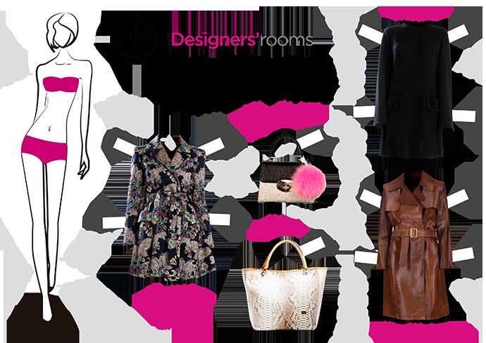 Nace Designers'rooms, boutique online de prêt à porter de lujo español