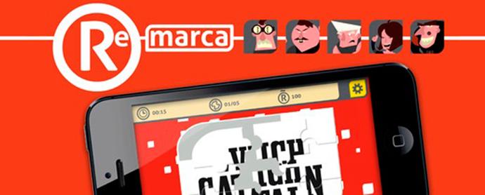 Re-marca, el juego que  'reconstruye  las marcas españolas'