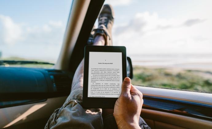 El Nuevo Kindle Paperwhite ha sido el producto más vendido en Amazon.es durante la campaña de Navidad.